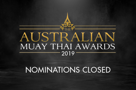 2019 Nominations closed
